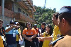 CONSTRUINDO COMUNIDADES RESILIENTES: Sedec-RJ Participa de Capacitação em Gestão de Ris...