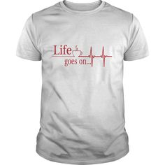 (Tshirt Discount) Life goes on