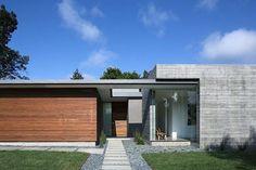 Curt Cline casa moderna de mediados del siglo