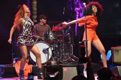 Beyoncé joins Solange at Coachella for surprise performance of Losing You - watch