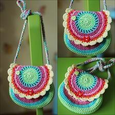 Handmade doplňky pro děti - Handmade accessories for children #handmade #accessories #children #bag #modrykonik