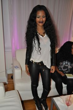 Stupendous Teyana Taylor On Pinterest Teyana Taylor Taylors And Air Jordans Short Hairstyles For Black Women Fulllsitofus