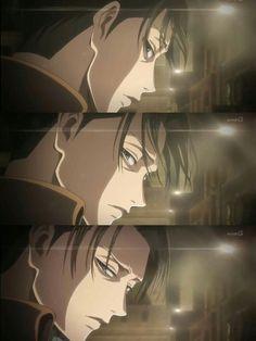 Levi Ackerman, Attack on Titan Levi Ackerman, Levi X Eren, Armin, Hot Anime Boy, All Anime, Anime Manga, Anime Guys, Ereri, Levihan