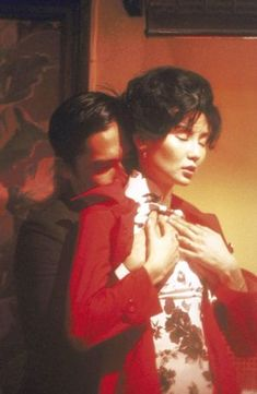 In the mood for love by Wong Kar Wai