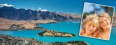 Queenstown Arrowtown family holidays activities » Kidz Go New Zealand