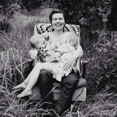 Breastfeeding older children together - Lulastic and the Hippyshake