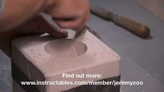 Ceramic cup - mold making