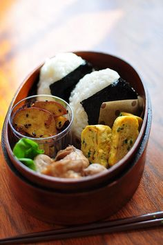 Japanese lunch box - this looks amazing