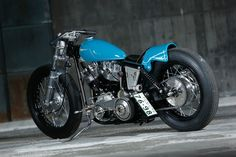 All Class: Heiwa's stunning custom Shovelhead - Bike EXIF