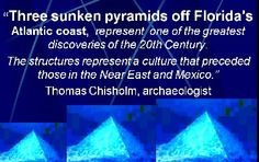 underwater pyramids - Google Search