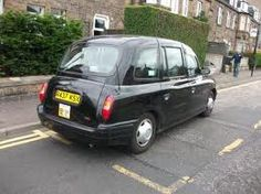 black cab rear - Google Search