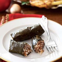 Stuffed Grape Leaves Recipe | Cold appetizers | Sweetbay Supermarket