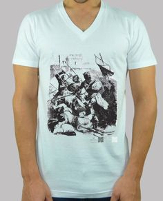 Camisetas Artysmedia - http://www.latostadora.com/artysmedia/caballeros/727516