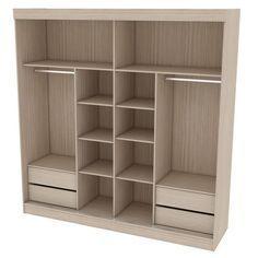 Master bedroom closet layout wardrobes 20 new ideas Wardrobe Design Bedroom, Wardrobe Furniture, Wardrobe Cabinets, Master Bedroom Closet, Bedroom Wardrobe, Wardrobe Closet, Ikea Closet, Diy Cabinets, Bedroom Furniture
