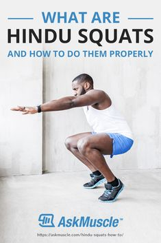 Having trouble mastering Hindu squats? Here's a complete guide on how beginners can perform Hindu squats and why they should do them. Flexibility Training Program, Flexibility Workout, Benefits Of Squats, Fat Loss Supplements, Air Squats, Muscle Up, Men's Fitness, Core Muscles