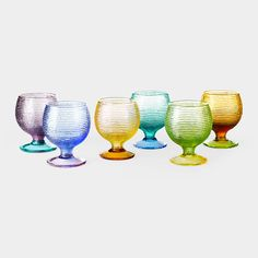 Multicolor Goblets   MoMAstore.org