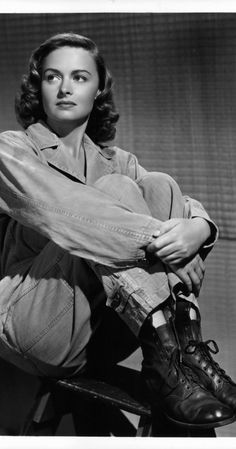 Donna Reed in They Were Expendable (1945)