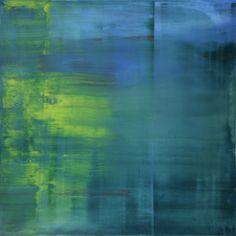 "Saatchi Online Artist: Koen Lybaert; Oil, 2013, Painting ""abstract N° 656"""