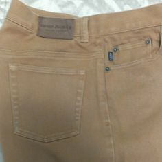 Summer Closeout Sale Final Markdown Lauren jeans These Ralph Lauren jeans are very comfortable they are however distressed because they have some fading especially at the crease marks. Lauren jeans company Jeans Straight Leg