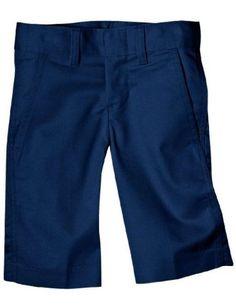 Dickies Boys' Flex Waist School Uniform Short *** More details @