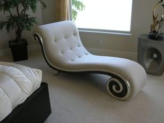 chaise...both styles