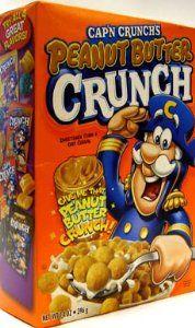 Cap'n Crunch Peanut Butter - 396g: Amazon.co.uk: Grocery