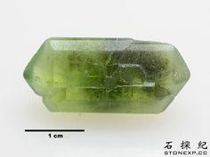 石探紀》購物晶礦:巴基斯坦貴橄欖石 (Peridot)