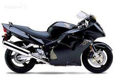 Honda CBR 1100XX Super Blackbird (1997). Me likee... what a babe!