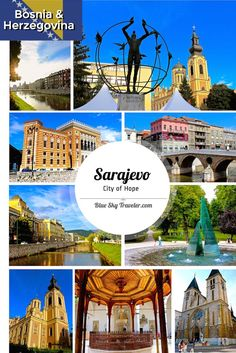 "Sarajevo is a city of hope. Walking through the city, you can see the traditional cultural & religious diversity of four religions that have co-existed here for centuries. Sarajevo was never split into ethnic ghettos and Muslims, Catholics, Orthodox Christians, and Jews lived side-by-side earning it the nickname, the ""Jerusalem of Europe""."
