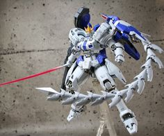 GUNDAM GUY: P-Bandai Online Hobby Shop Exclusive: MG 1/100 Tallgeese III - Painted Build Gundam Wing, Gundam Art, Gundam Custom Build, Hobby Shop, Gundam Model, Mobile Suit, Toys For Boys, Bellisima, Robot