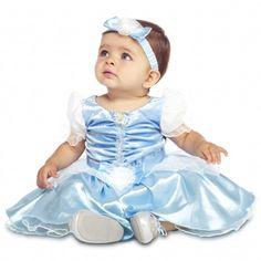CINDERELLA Costume - Ellie's costume this year!