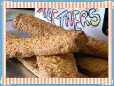 Συνταγή για μπισκότα οδοντοφυΐας!