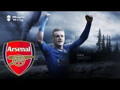 Jamie Vardy ★ Welcome to Arsenal ★ Amazing Skills and Goals 2016 Football Videos, Football Gif, Jamie Vardy, Arsenal, Magic, King, Goals, Amazing, Youtube