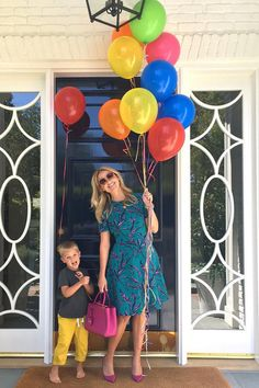 """Elegant on the Outside - Every Time Reese Witherspoon Gave Us Major House Envy - Southernliving. Don't forget about when you were supposed to be checking out her adorable """"birthday prep with the lil man,"""" but were also sort of ogling her dreamy front door."""