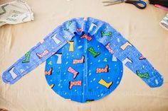 Tutorial Kimo-Kap con fotos paso a paso Scrubs Pattern, Scrub Hat Patterns, Hat Patterns To Sew, Sewing Patterns, Diy Sewing Projects, Sewing Hacks, Sewing Crafts, Crochet Cord, Crochet Mask