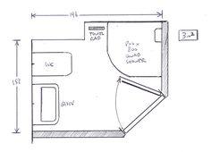 En Suite Plan With Bathroom Installation In Leeds