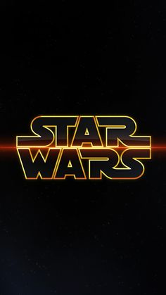 Star Wars Icon Logo. Tap to see more Star Wars Force Awaken movie wallpapers for iPhone! Star Wars iPhone Wallpapers, backgrounds, fondos. - @mobile9