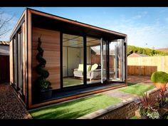 Garden Offices - Four Beautiful Garden Office Ranges