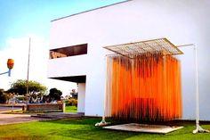 Museo De Arte Contemporáneo Jesús Soto Ciudad Bolívar Venezuela