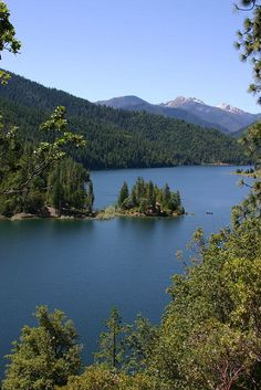 Applegate Lake, near Jacksonville, Oregon