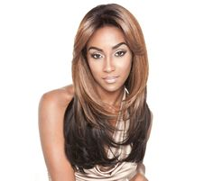 Brown Sugar 603 Silk Lace - Lace Front Wig