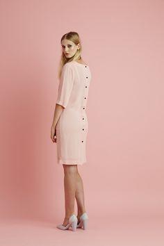Ingrid Starnes SS15 // Hart Dress