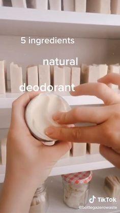 Diy Deodorant, Diy Natural Deodorant, Deodorant Recipes, Natural Nails, Natural Skin Care, Natural Beauty Products, Natural Antifungal, Broken Nails, Oil For Hair Loss