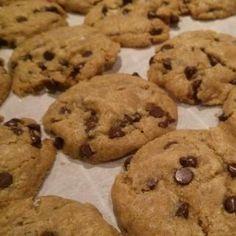 Vegan gluten-free chocolate chip cookies | HypeFoodie Recipes