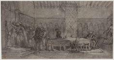 Robert Jefferson Bingham | Fotoreproductie van tekening door Paul Delaroche: le Duc de Bourgogne, Robert Jefferson Bingham, Goupil & Cie, 1858 |