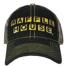 9fb6a578b0d Continuing the summer baseball hat search! Waffle House