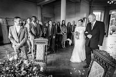 First look wedding photos by Guy Milnes Photography