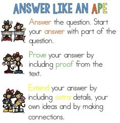 Image result for ape answers