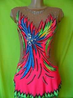Rhythmic Gymnastics Leotards, Bodo, Costumes, Boutique, How To Wear, Clothes, Ideas, Products, Facts