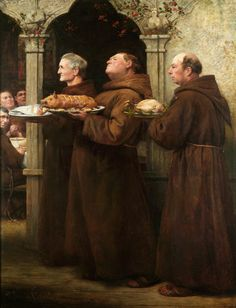 the prior's feast  Srutt